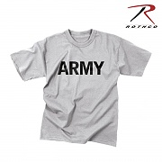 [Rothco] Army Moisture Wicking PT T Shirt - 로스코 아미 투습기능 PT 티셔츠