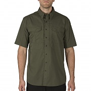 [5.11 Tactical] Stryke Short Sleeve Shirt (TDU Green) - 5.11 택티컬 스트라이크 숏 슬리브 셔츠 (TDU Green)