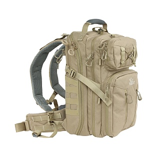 [Vanquest] Falconer 30 Backpack (Coyote) - 벤퀘스트 팔코너 30 백팩 (코요테)