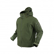 [Condor] Summit Soft Shell Jacket (OD) - 콘도르 서밋 소프트 쉘 자켓 (OD)
