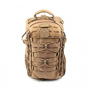 [Spaver] Ghost Tactical Backpack (Coyote) - 스페이버 고스트 택티컬 백팩 (코요테)