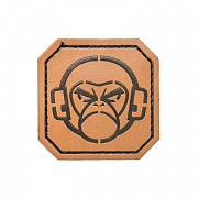 [Mil-Spec Monkey] Monkey Head 2inch Square Leather - 밀스펙 몽키 몽키 헤드 2인치 가죽